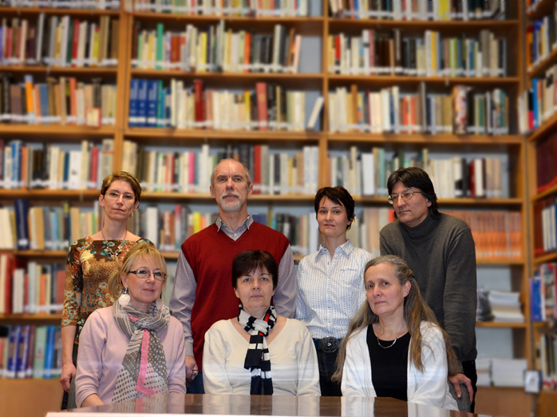Magyar munkaközösség 2013