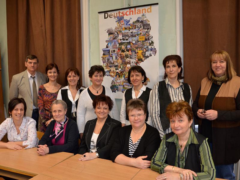 Német munkaközösség 2013